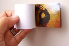 Bring Your Photos to Life  Create a fun little flipbook using video stills and bring your pictures to life!