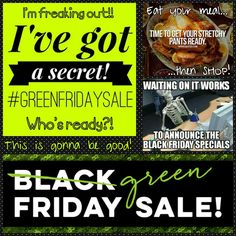 FREAKING OUT!! I've been waiting ALL YEAR for this!! ✔Text message list ready ✔Social media messages ready ✔Email list ready I can't wait to tell everyone!! Message me if you want to be the first to know! #blackfriday #cybermonday #shopping