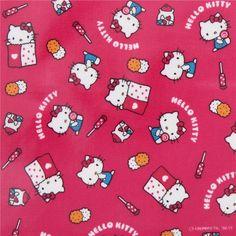 http://www.kawaiifabric.com/en/p7979-dark-pink-Hello-Kitty-sweet-food-oxford-fabric.html