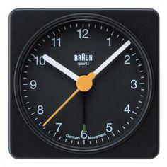 Alarm clock BNC002BKBK - BRAUN - TIMEPIECES JAPAN - ONLINE STORE -
