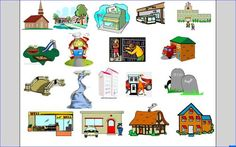 General Knowledge - Learn Names of Buildings, Names Of Different Types Of Buildings