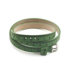 Il Mezzometro Bracelet - Green