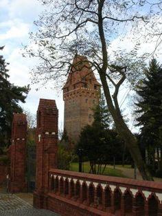 Die Reichsburg Tangermünde, der Bergfried
