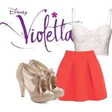 Bildergebnis für violetta outfits Violetta Outfits, Ballet Skirt, Disney, Skirts, Style, Fashion, Clothing, Swag, Moda