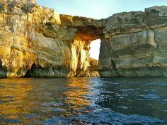 Ventana Azul en Gozo, Malta