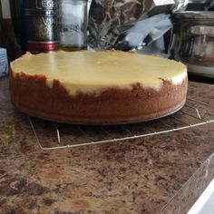 WARNING: once you eat this you will NEVER be able to eat any other cheesecake as long as you live! But it is so worth it! YUMMY! As I cheesecake lover, I am almost bummed to have eaten this because after tasting it no other cheesecake ever compares to its superior taste!