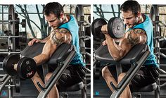 Not all training routines are created equal. Here are 5 biceps workouts that can build size, no matter your level of experience or your fitness goals!