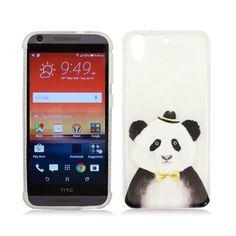 WEMO IMD Frost TPU HTC Desire 626/626S Case - Panda