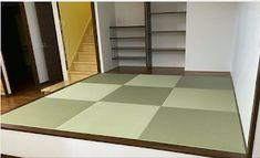 2色で市松模様、一色で市松敷き Tile Floor, Flooring, Home Decor, Decoration Home, Room Decor, Tile Flooring, Wood Flooring, Home Interior Design, Floor