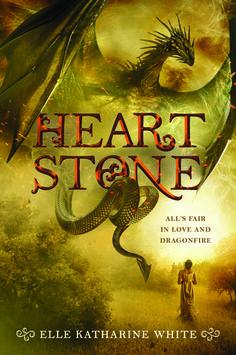 169. Heartstone by Elle Katharine White - 5 stars. Review: http://eaterofbooks.blogspot.com/2016/12/review-heartstone-by-elle-katharine.html
