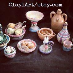 #PicsArt #claylart #ceramic #miniature #pottery #handmade