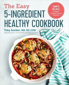 """Promising review: """"I had pre-ordered mine and it just arrived today! With a little one at home, these fast, 5-ingredient recipes are PERFECT and I already have most of the ingredients in my pantry and refrigerator. In fact, I was able to whip up the egg muffins immediately. Next up is the turkey bolognese! I like the advice on which items freeze the best and how to re-heat them at mealtime. What a fun surprise to get in the mail today."""" —CarolinePrice: $11.69 (also available for Kindle…"""