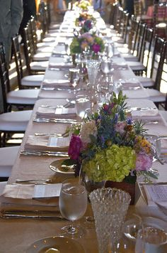 Entertaining Women: Rehearsal Dinner (scroll down after click on this link)