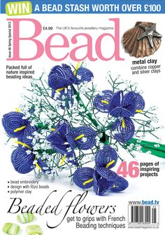 Issue 46 of Bead - Back to Nature spring special