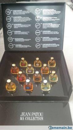 Miniature parfum Jean patou ma collection - A vendre