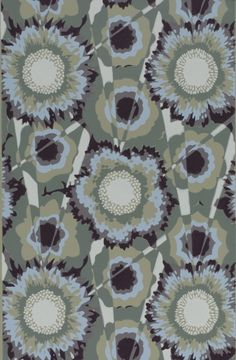 Sunflowers wallpaper pattern by Adelphi Custom and Historic Wallpaper and Paper Hangings
