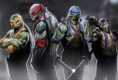 Ninja Turtles s'offre un premier trailer : Kawabunga !!!