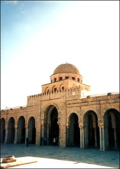 Uqba mosque - Kairouan, Kairouan - Tunisia