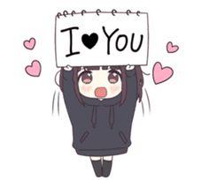I love you too pequeña loli uwu Anime Neko, Kawaii Anime Girl, Loli Kawaii, Cute Anime Chibi, Cute Anime Pics, Anime Girl Cute, Beautiful Anime Girl, Cute Anime Couples, Anime Art Girl