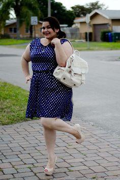 Deb Shops bloggers - Kirstin Marie in head to toe Deb!