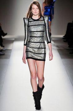 Balmain Fall 2009 Ready-to-Wear Fashion Show - Eniko Mihalik (Elite)