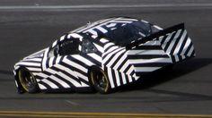 The 2013 Camry Coupe at Daytona