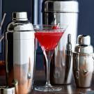 Try the Cranberry Martinis (using Bobby Flay's cranberry vodka) Recipe on williams-sonoma.com/