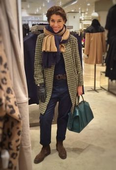 Best Outfit Ideas for Women Over 40 - Fashion Trends Boho Fashion, Winter Fashion, Womens Fashion, Cool Outfits, Casual Outfits, Mature Fashion, Advanced Style, Inspiration Mode, Margiela