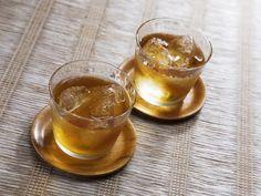 Lemon Barley Drink - Cooling Summer Drink Recipe | Barley Tea / Barley ...