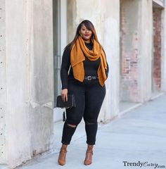 Orange Is The New Black | Plus Size Fashion