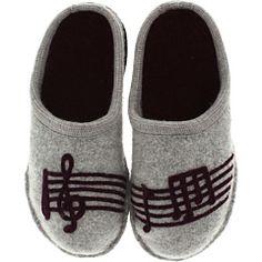 Haflinger Beethoven #Slippers #Haflinger #Boiled_Wool