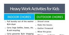 Heavy Work Activities Printable.pdf