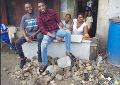 slamfame: Music Star, Timi Dakolo Shares Photo Of Where He L...