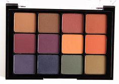 Viseart Dark Matte (04) Eyeshadow Palette