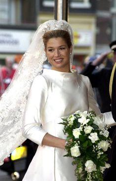 maxima de holanda | La Princesa Máxima de Holanda, radiante y sonriente el día de su ...