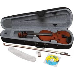 Emedia My Violin Starter Pack For Kids (Full-size) - Walmart.com