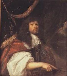 Maximilien François Gaston de Béthune, 2ème. Duc de Sully, Prince d'Henrichemont, Pair de France,1614-1661.