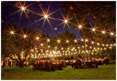 Amaze. Real Enchanted Garden Wedding: Kelly & Steve