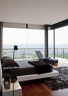 House Lam | Bedroom | Nico van der Meulen Architects #Contemporary #Bedroom
