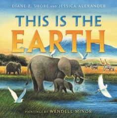 This is the Earth: Reviewed in School Library Journal (http://balkinbuddies.blogspot.com/2015/10/wendell-minors-this-is-earth-gets-high.html)
