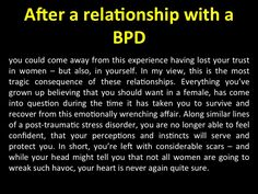 signs of bpd in wife