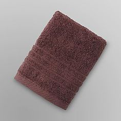 $4 Cannon  Cotton Wash Cloth  Kmart  Item#  048W004473950001 | Model#  FA12KCN3054 Brown