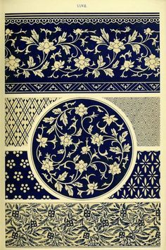 Examples of Chinese Ornament (1867)  @The Public Domain Review