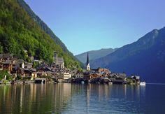 ユーラシア旅行社で行くオーストリアツアーのハルシュタット