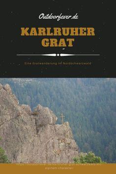 Karlsruher Grat - Eine Gratwanderung im Schwarzwald #wandern #schwarzwald #deutschland
