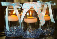 Si estás pensando en los Adornos de Mesa para Bautizo para la decoración de tu fiesta, no te pierdas estas hermosas ideas que te ofrecemos a continuación...