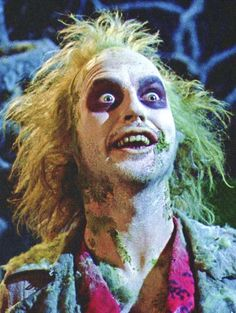 Beetlejuice quotes are meant to be heard not read. Watch Beetlejuice himself rattle off his best and most unusual quotes. Beetlejuice Makeup, Beetlejuice Halloween, Maquillage Halloween, Beetlejuice Movie, Beetlejuice Quotes, Pictures Of Beetlejuice, Beetlejuice Characters, Disney Channel, Beetlejuice