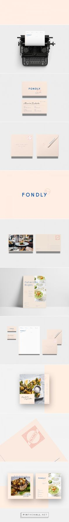 Fondly on Behance... - a grouped images picture - Pin Them All