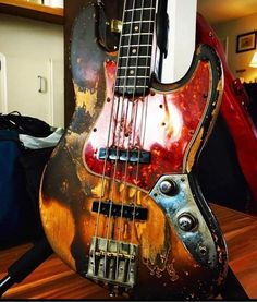Fender Jazz Bass, Bass Guitars, Bass Guitar Lessons, Guitar Parts, Musical Instruments, Finger, Porn, Tips, Musicals