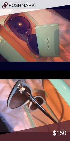 Authentic Tiffany &a Co Sunglasses Gift Case w. certificate of authenticity packet. For less on Merc app   Tags: Beauty, Huda, Kylie, Koko, Conair, dual, flat, straightener, relaxer, edges, curly, curling, Anastasia Beverly, Styler, Styling, Silky, Straight, Smooth, Bellami Tiffany & Co. Accessories Glasses